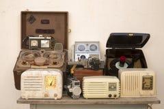 Tecnologia antiga imagens de stock