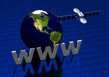 Tecnologia da informação Fotos de Stock Royalty Free
