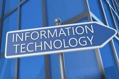 Tecnologia da informação Fotos de Stock
