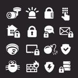 Tecnologia da proteção de dados comerciais, proteção pessoal e sistema de segurança ilustração royalty free