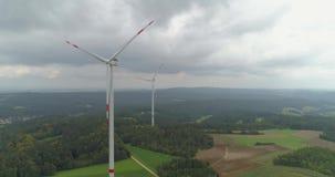 Tecnologia das energias eólicas filme