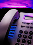 Tecnologia de comunicação Fotografia de Stock