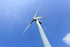 Tecnologia de energia do vento imagem de stock royalty free