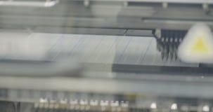 Tecnologia de superfície da montagem em placas de circuito vídeos de arquivo