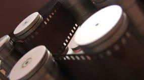 Tecnologia del film Fotografie Stock