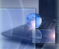 Tecnologia dell'informazione. Fotografia Stock Libera da Diritti