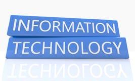 Tecnologia dell'informazione Fotografie Stock Libere da Diritti