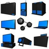 Tecnologia dell'informazione Busines Fotografia Stock