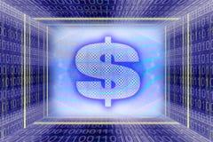 Tecnologia dell'informazione globale, Fotografia Stock