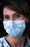 Tecnologia dentale con la mascherina fotografie stock libere da diritti