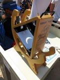 Tecnologia di Sunspotter Fotografia Stock
