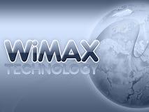 Tecnologia di Wimax Fotografia Stock