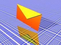 Tecnologia do email Imagens de Stock
