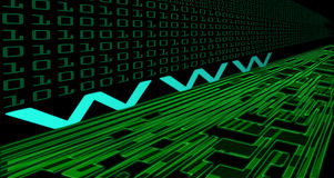 Tecnologia do Internet Foto de Stock Royalty Free