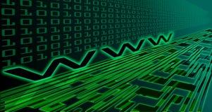 Tecnologia do Internet fotos de stock royalty free
