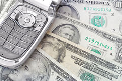 Tecnologia e commercio Immagine Stock Libera da Diritti