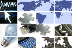 Tecnologia e comunicações Foto de Stock