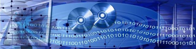 Tecnologia e conexões Fotografia de Stock