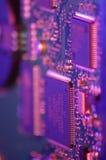 Tecnologia elettronica fotografie stock libere da diritti