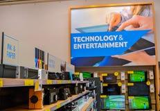 Tecnologia & entretenimento Imagens de Stock Royalty Free