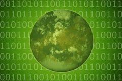 Tecnologia favorável ao meio ambiente Foto de Stock