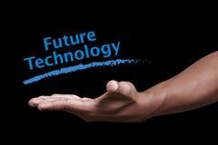 Tecnologia futura Imagem de Stock