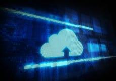 Tecnologia informática alta do ¡ de Ð Imagem de Stock Royalty Free