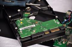 Tecnologia interna 2 Fotografia de Stock Royalty Free