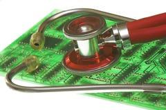 Tecnologia médica Imagens de Stock