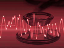 Tecnologia médica Fotos de Stock Royalty Free