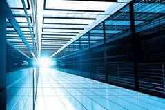 Tecnologia moderna da telecomunicação da rede e do Internet da Web, armazenamento de dados grande e empresa de serviços de comput ilustração stock