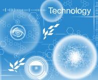 Tecnologia nova ilustração do vetor