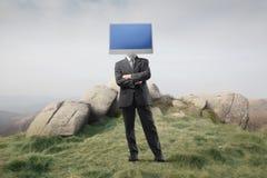 Tecnologia para o negócio Fotos de Stock