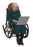 A tecnologia é para todos Foto de Stock