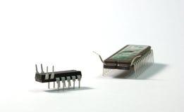 Tecnologia più veloce Immagine Stock Libera da Diritti