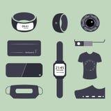 Tecnologia portabile Fotografia Stock