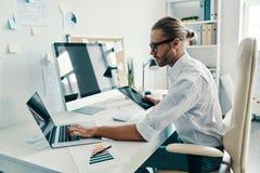 Tecnologia sem fios fotografia de stock royalty free