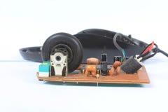 Tecnologia velha do rato Fotografia de Stock