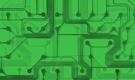 Tecnologia verde Immagine Stock Libera da Diritti