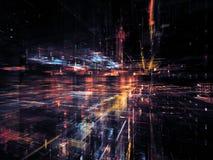 Tecnologia virtual Imagem de Stock Royalty Free