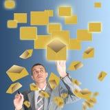 Tecnologias da informação Imagens de Stock Royalty Free