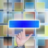 Tecnologias da informação Imagem de Stock