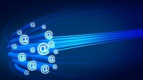 Tecnologias de comunicação Fotografia de Stock Royalty Free