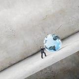 Tecnologias globais Foto de Stock Royalty Free