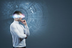 Tecnologias inovativas Imagens de Stock Royalty Free