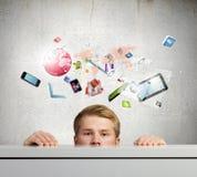 Tecnologias modernas Fotos de Stock