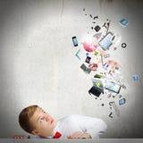 Tecnologias modernas Imagens de Stock Royalty Free