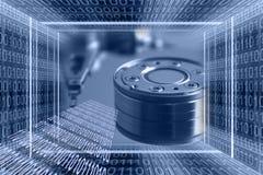 Tecnologie dell'informazione Fotografia Stock