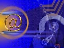 Tecnologie informatiche Immagini Stock