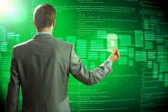 Tecnologie informatiche Fotografie Stock Libere da Diritti